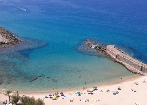 Spiagge incantevoli
